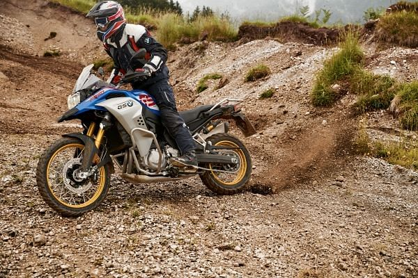 EICMA 2018: BMW F 850 GS Adventure for 'no roads'