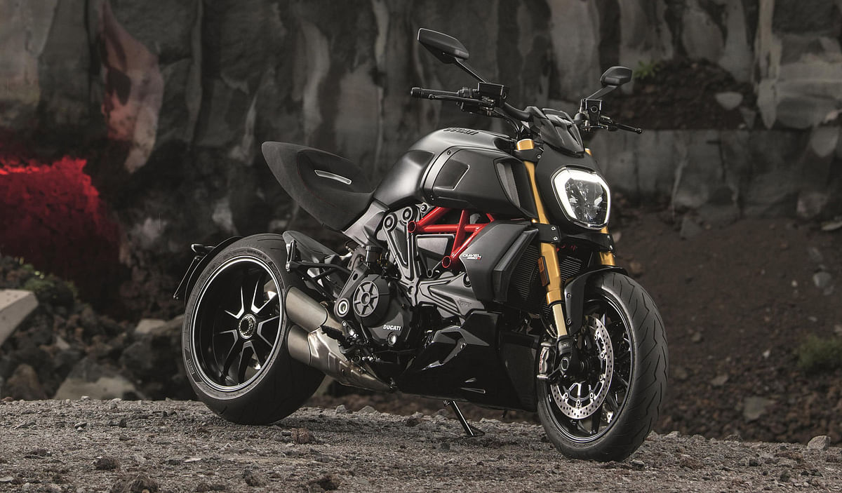 Ducati Diavel 1260 bags the Red Dot Design Award