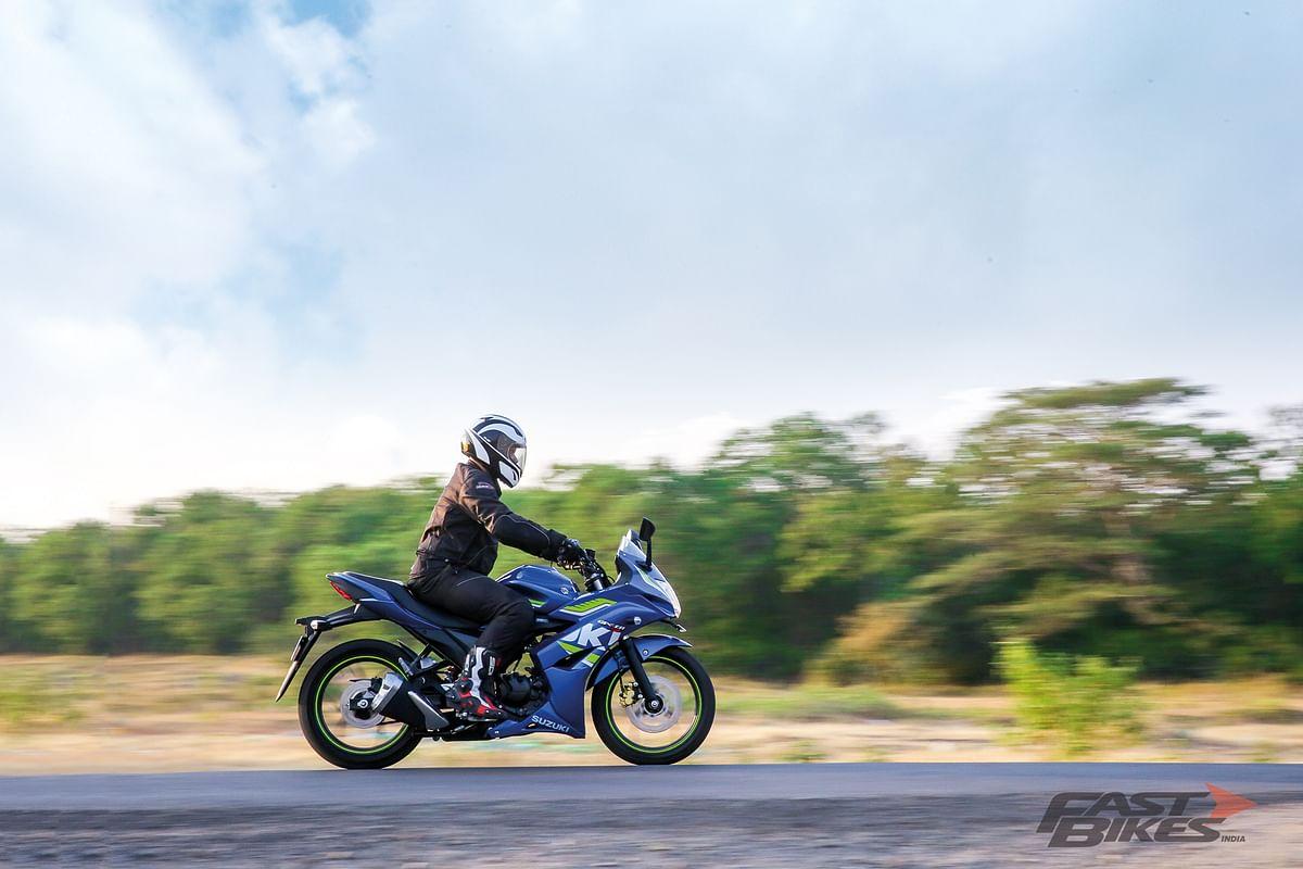 Suzuki Gixxer SF: A rear disc makes the best 150 even better!