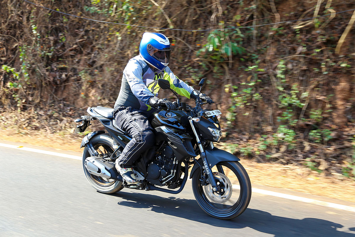 Quick Ride: Yamaha FZ-25