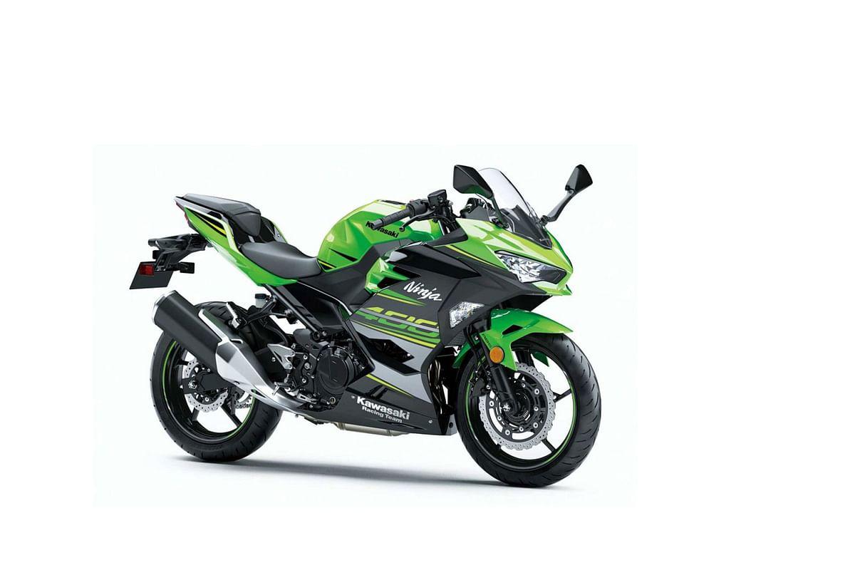Kawasaki unveils new Ninja 400 at 2017 Tokyo Motor Show