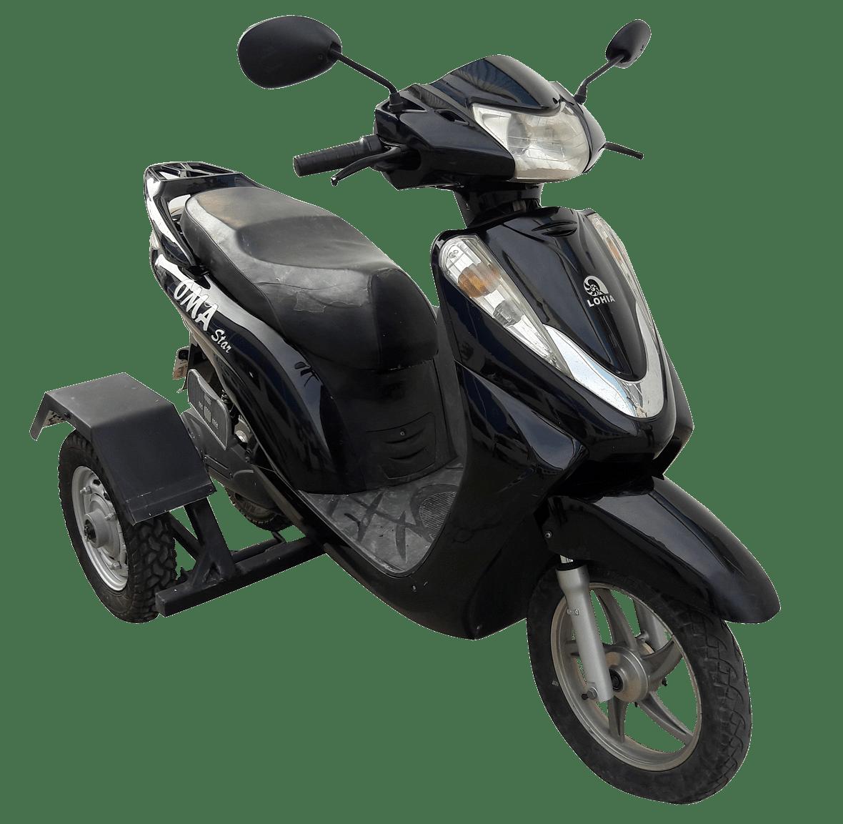 EV Expo 2017: Lohia Auto unveils Oma Star Spl e-scooter