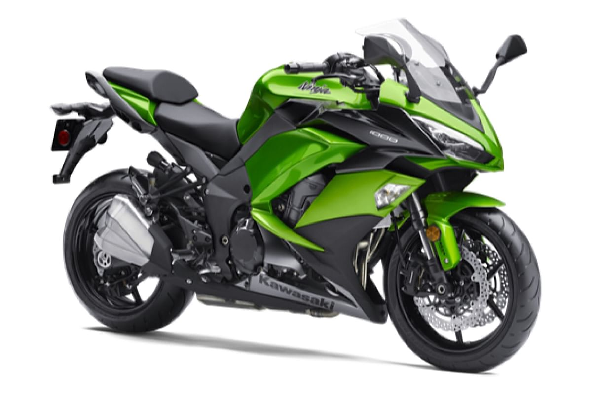 2017 Kawasaki Ninja 1000 launched at Rs 9.98 lakh