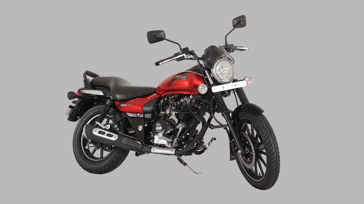 Bajaj Avenger 180 launched at Rs. 84,499