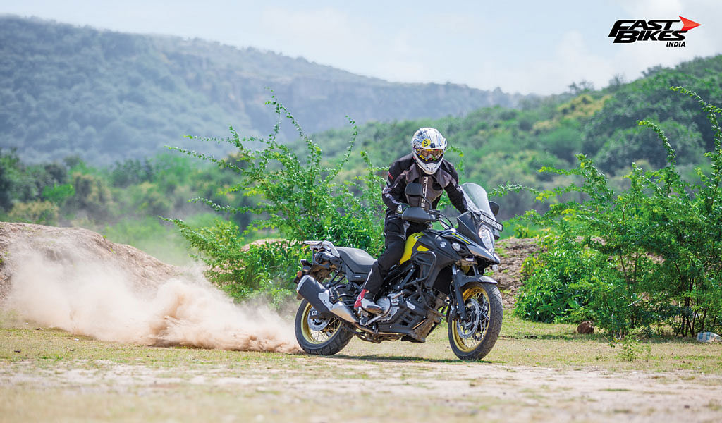 Test Ride Review: 2018 Suzuki V-Strom 650 XT ABS