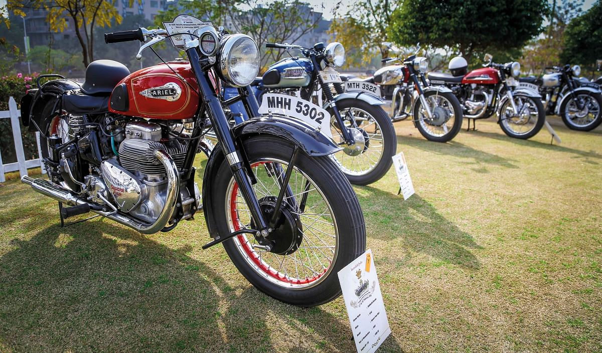 21 Gun Salute Vintage Rally & Concours Show 2018