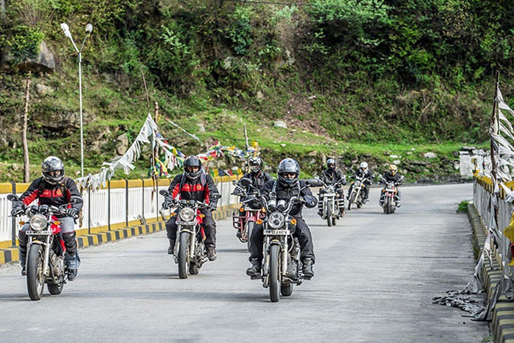 Royal Enfield One Ride scheduled for 8th April 2018