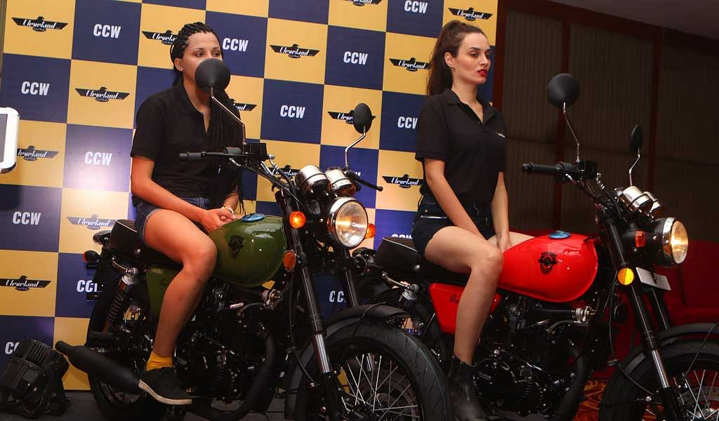 Cleveland CycleWerks opens its first showroom in India