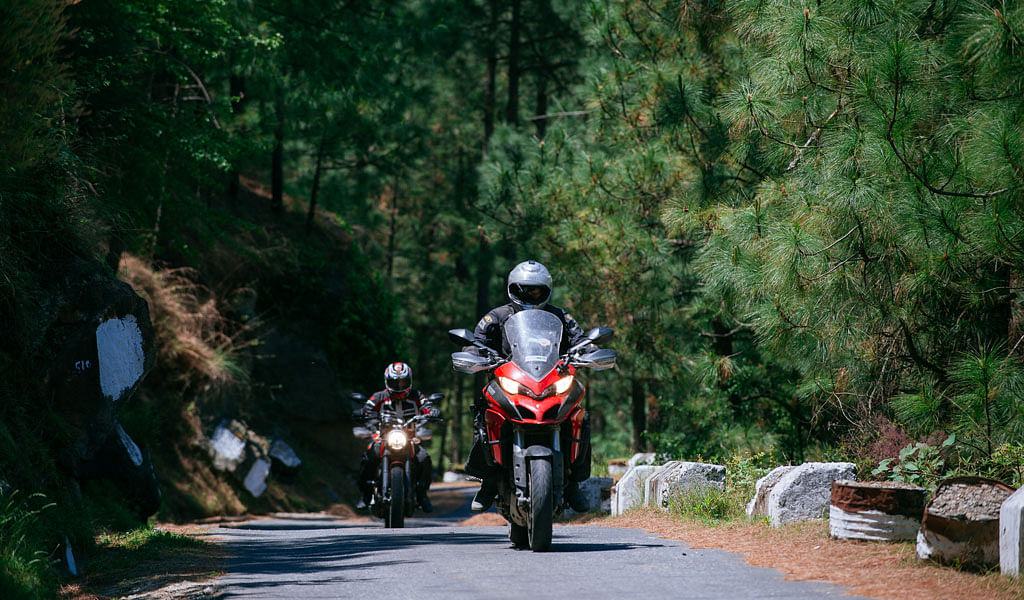 Second edition of Ducati Dream Tour will begin on July 2