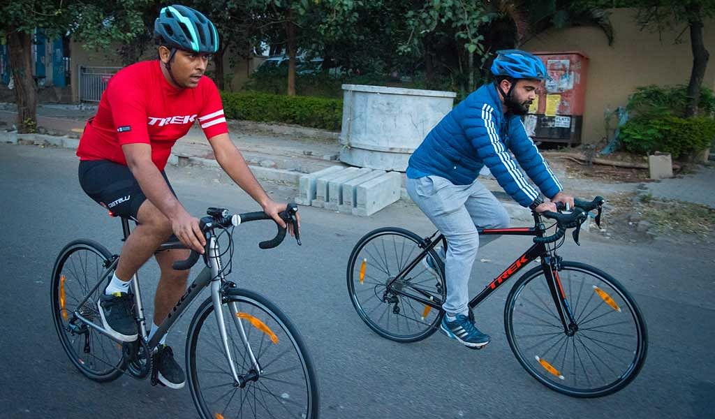 Cycling for dummies: Sanjay Balu's blog