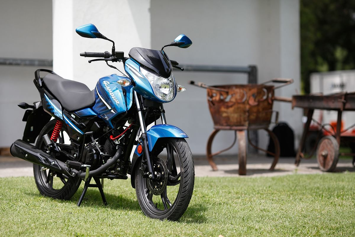 All-new Hero Glamour 125 ridden in Argentina