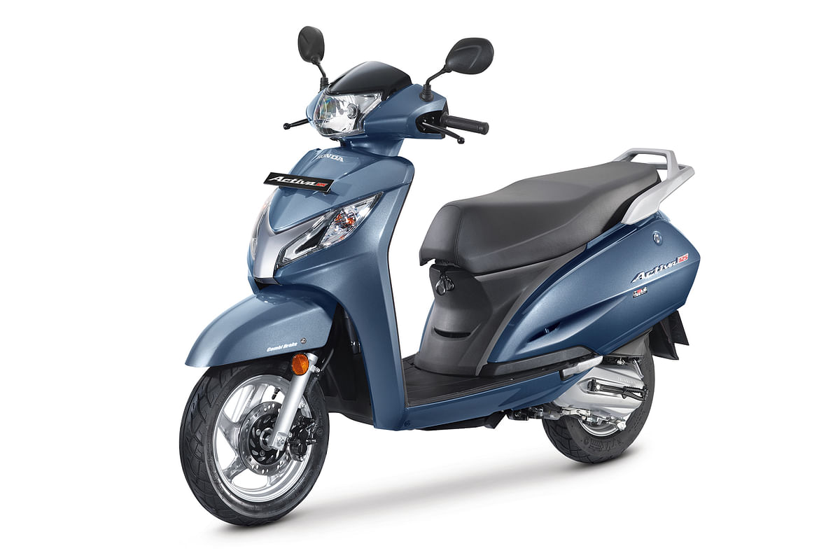 Honda launches Activa 125 with BS IV updates