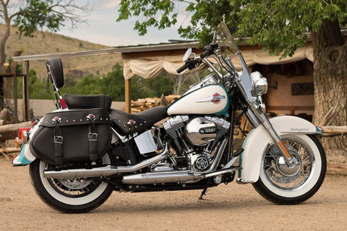 Harley-Davidson Fatboy and Heritage Softail Classic prices dropped