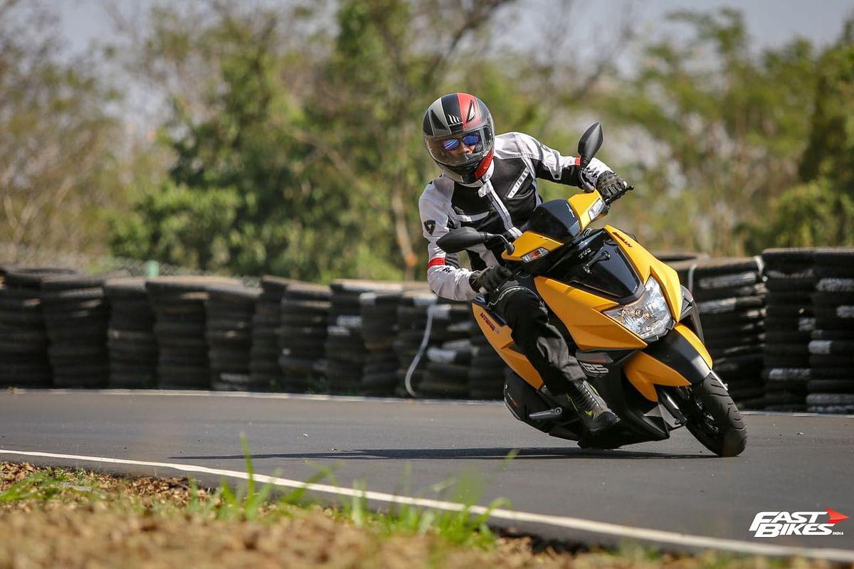 First Ride Review: TVS NTorq 125