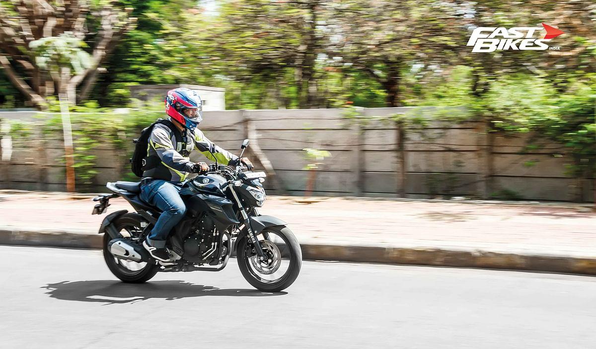 Long Term: Yamaha FZ25