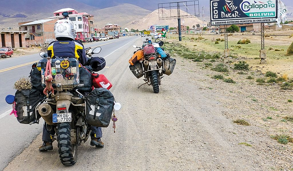 'Ride to be One' Part 8: Bolivia
