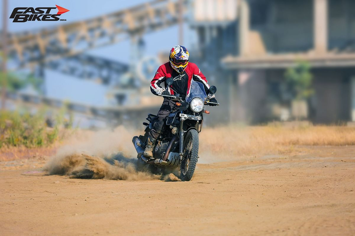 Want to get in to road racing? Do the dirt!