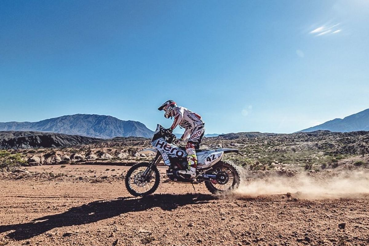 2017 Dakar Rally: Stage 1 report