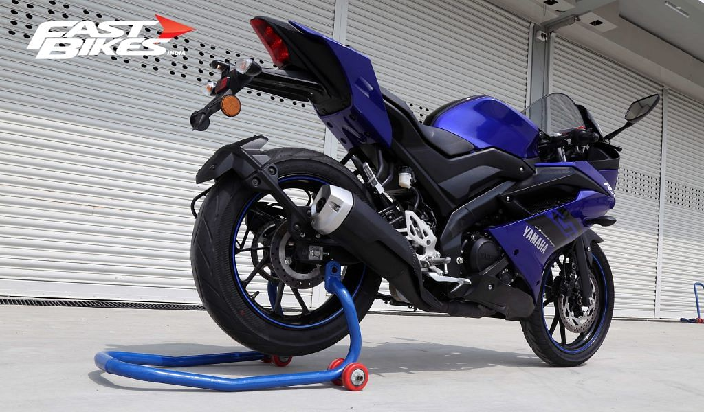 First ride review: Yamaha YZF-R15 v3.0