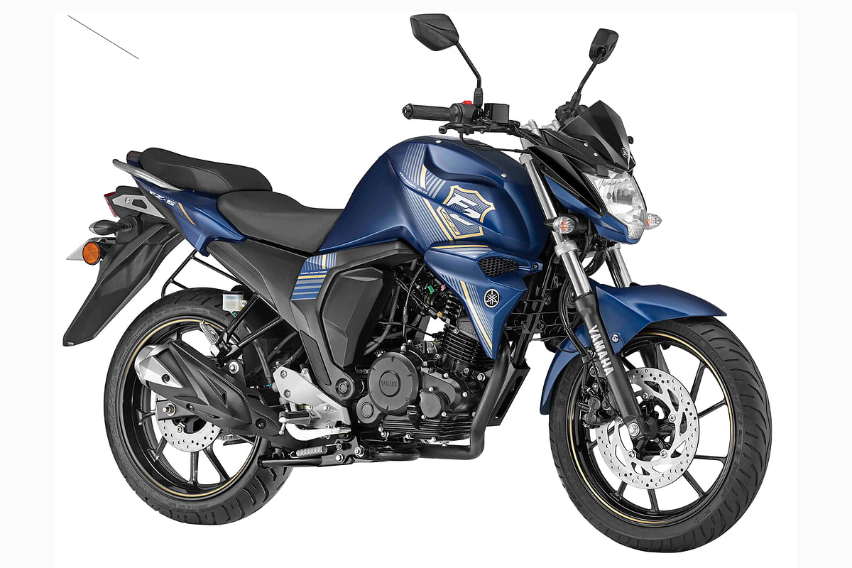 Yamaha introduces rear disc brake in the FZS-FI