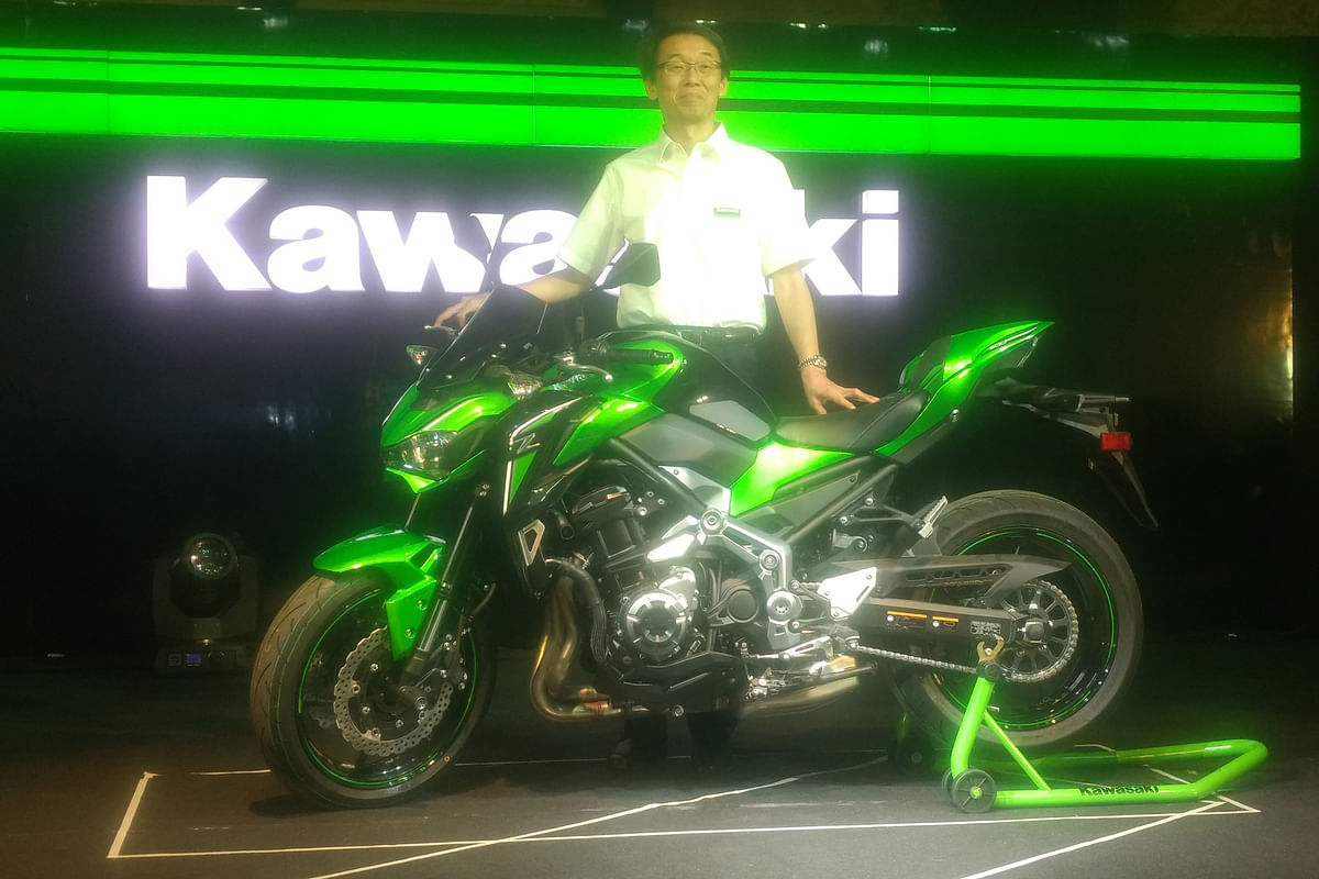 Kawasaki launches three new models – the Z650, Ninja 650 and the Z900