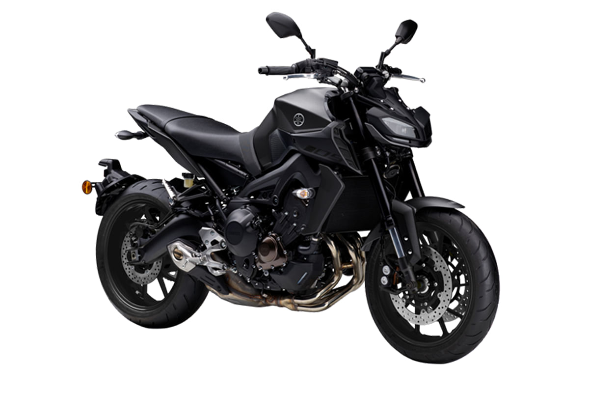 Yamaha India launches the new MT-09
