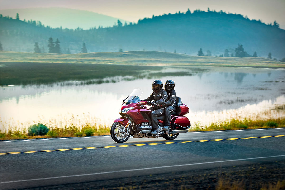 Honda launches the 2018 Gold Wing at Rs. 26.85 Lakh
