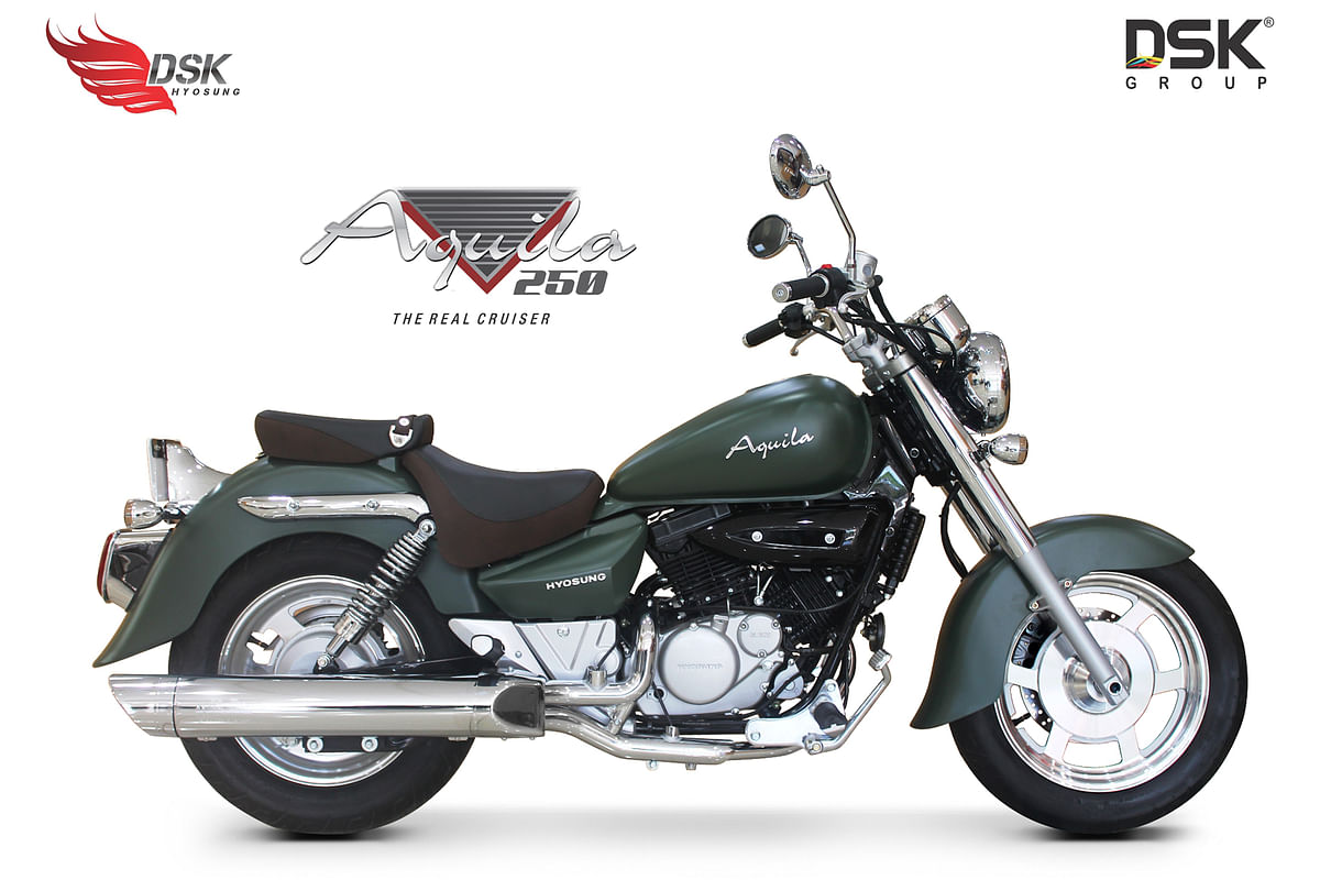 Aquila 250 limited edition launched