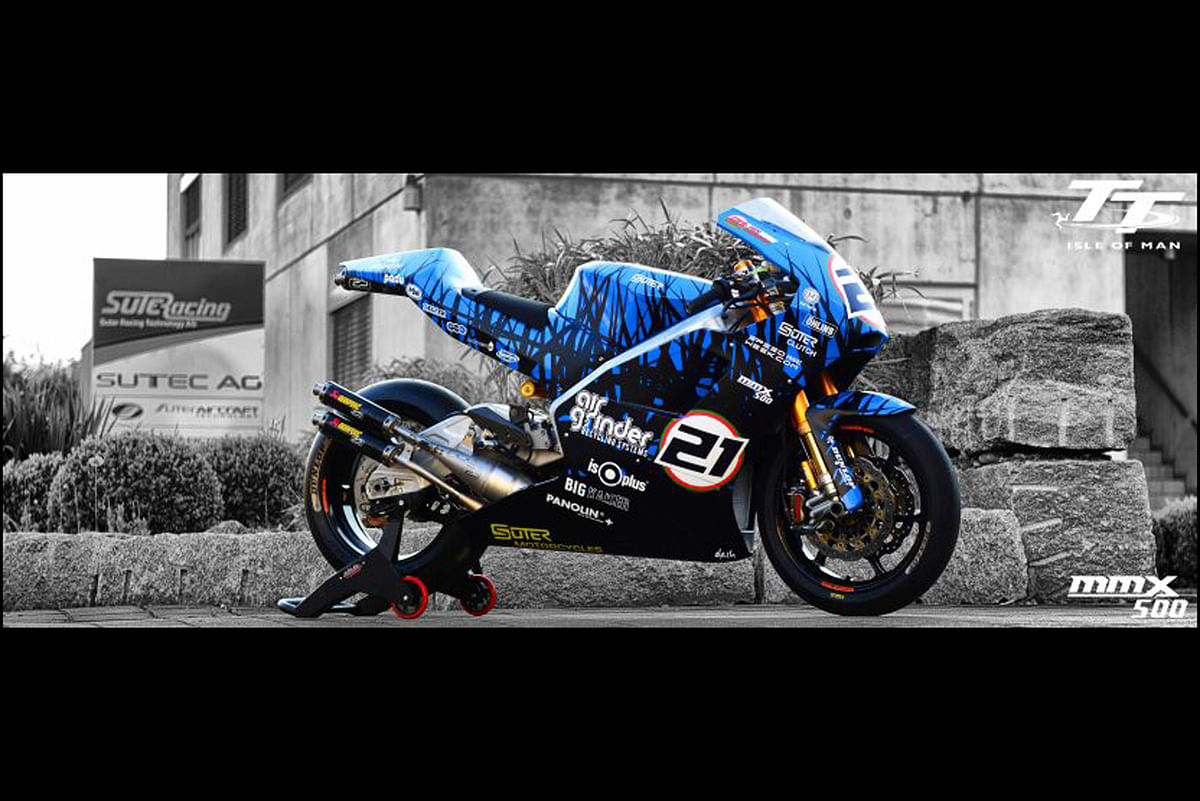 The Track Breed – Suter MMX 500