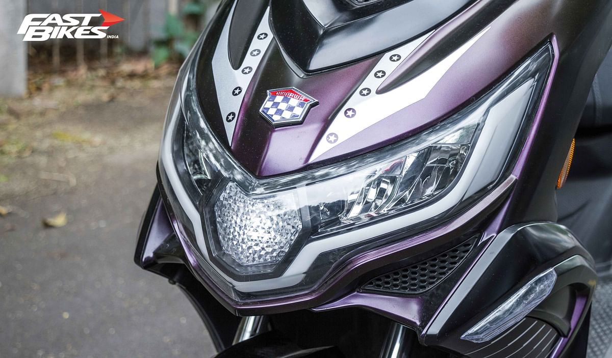 All LED headlamps with DRLs