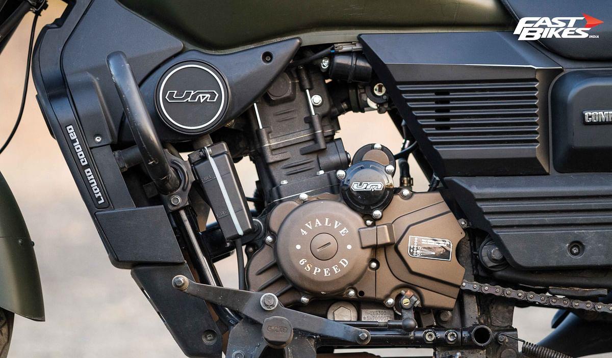 Surprisingly peppy motor