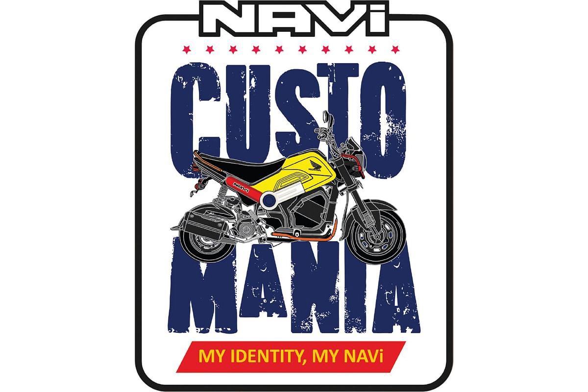 Honda announces Navi customisation contest