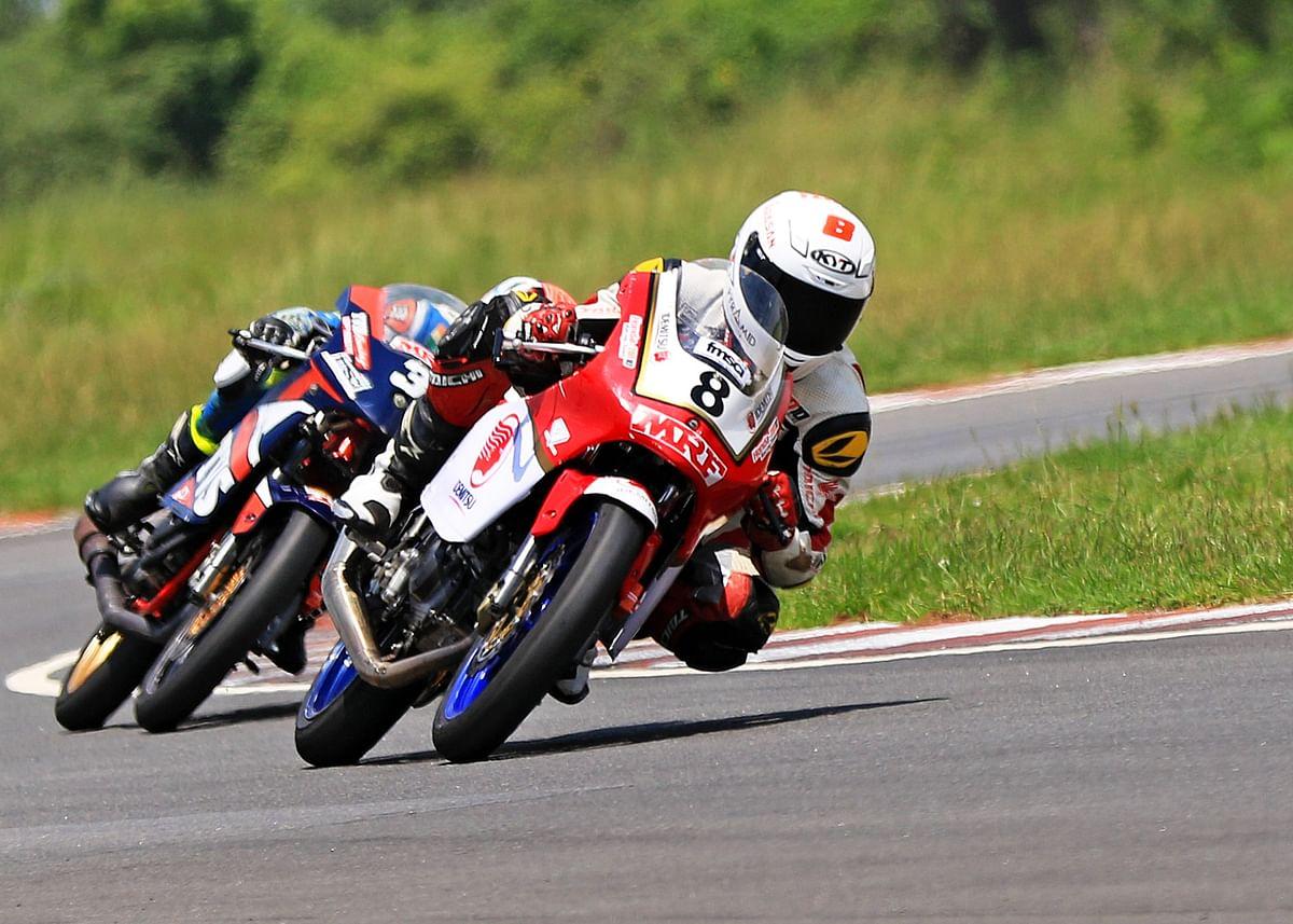 MRF INMRC 2018: Rajiv Sethu leads Honda to victory