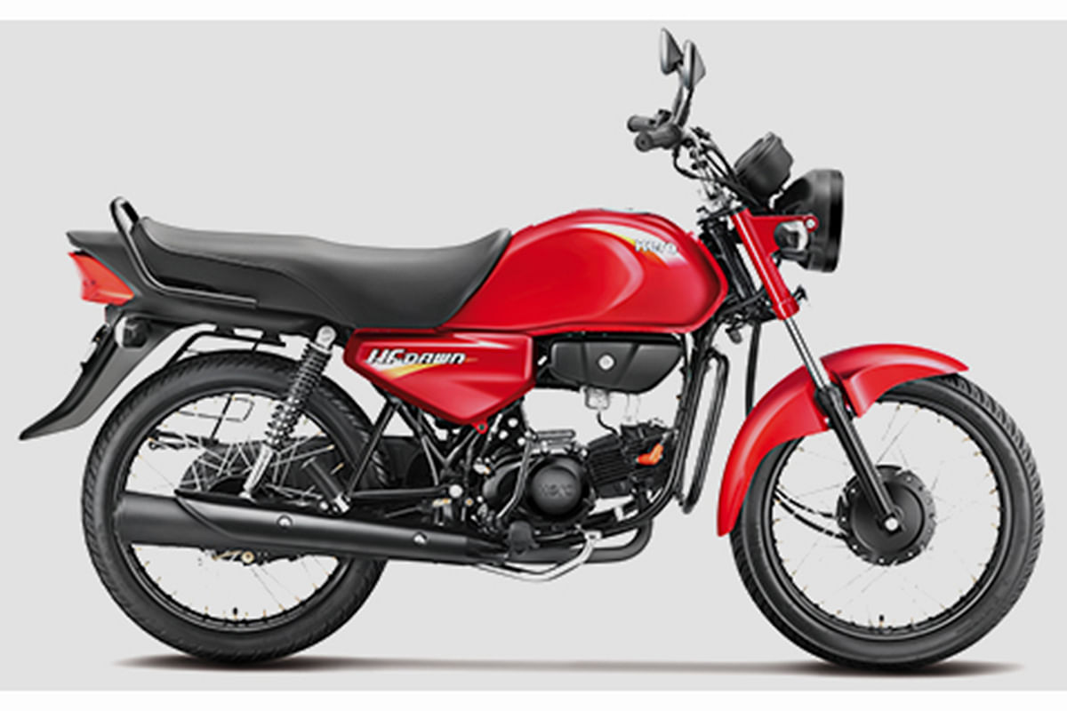 Hero launches HF Dawn at Rs 37,400 (ex-showroom Odisha)