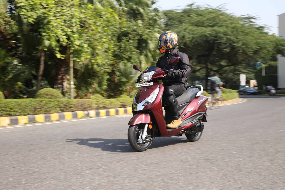 Test Ride Review: Hero Destini 125