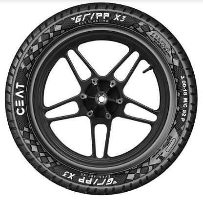CEAT Tyres launches its New GRIPP X3 Tyres in India