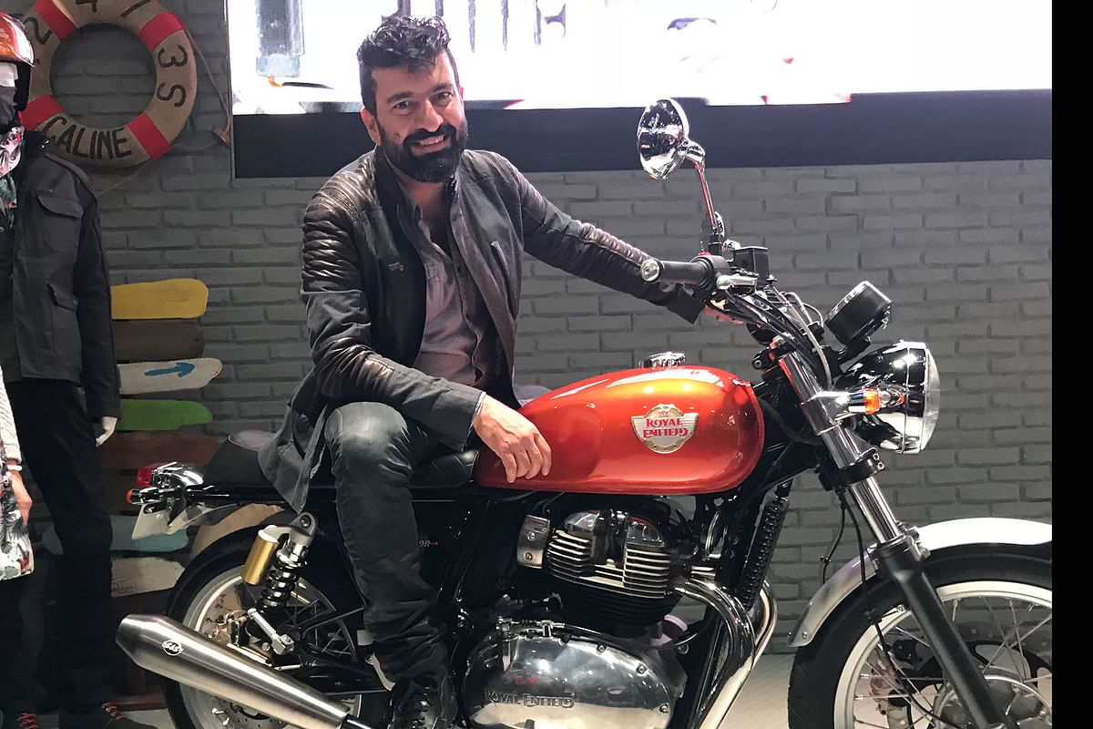 In conversation with Siddhartha Lal, RE's big boss