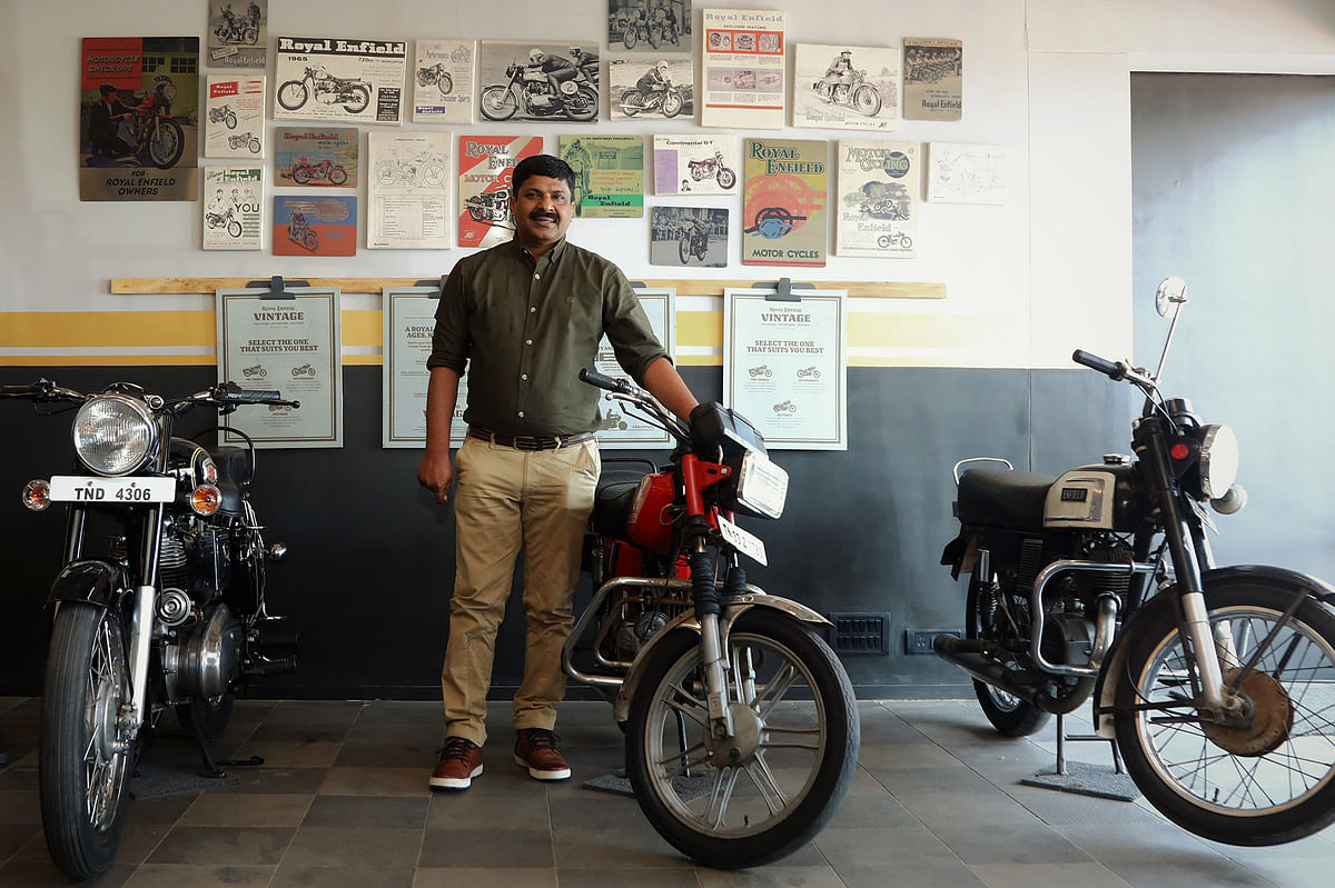 Royal Enfield makes entry into the pre-owned motorcycle segment