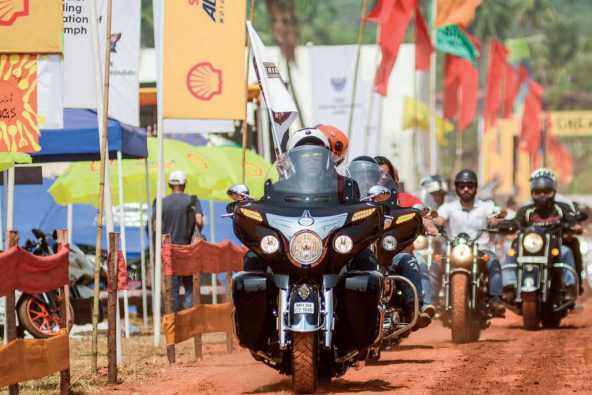 India Bike Week begins November 24 in Goa