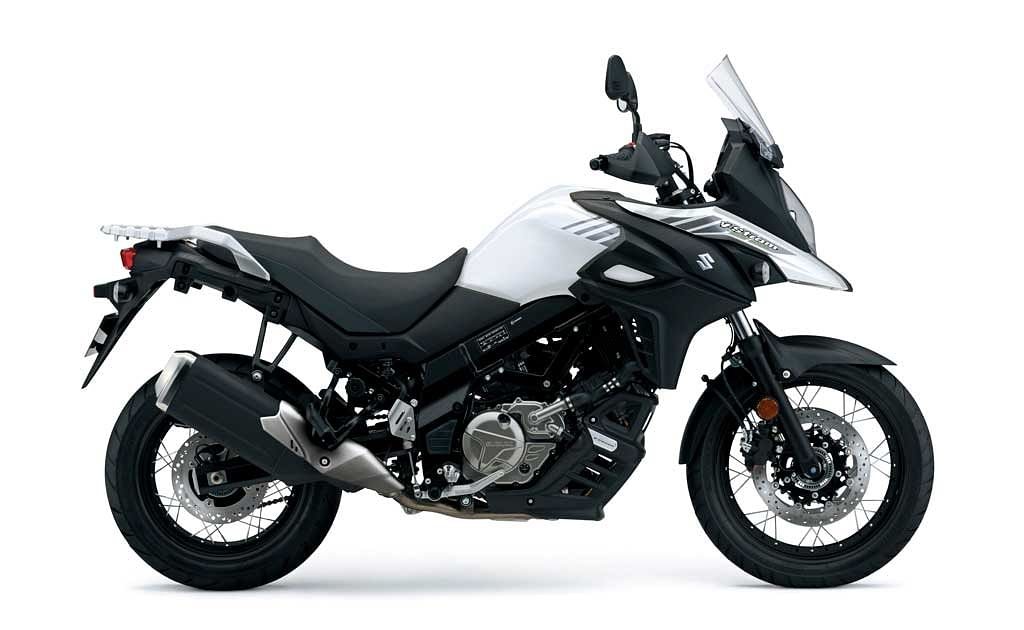 Suzuki Motorcycle India launches the V-Strom 650XT ABS