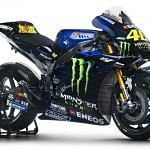 MotoGP: Yamaha unveils its Monster Energy livery for 2019 YZR-M1