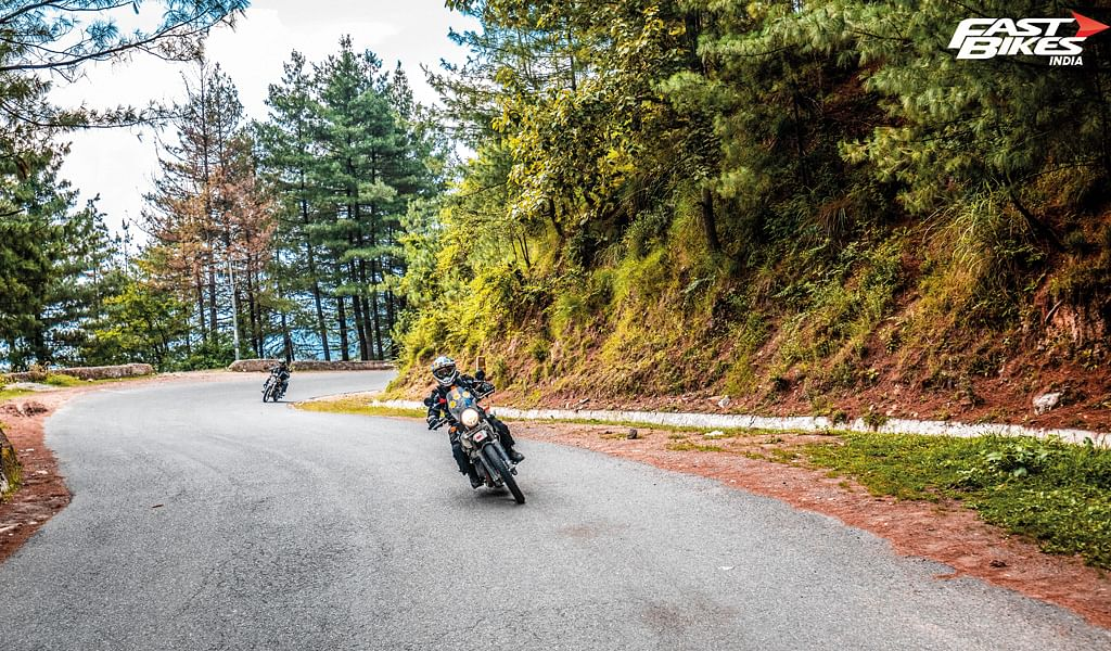 Greatest roads in India: Jalori Pass