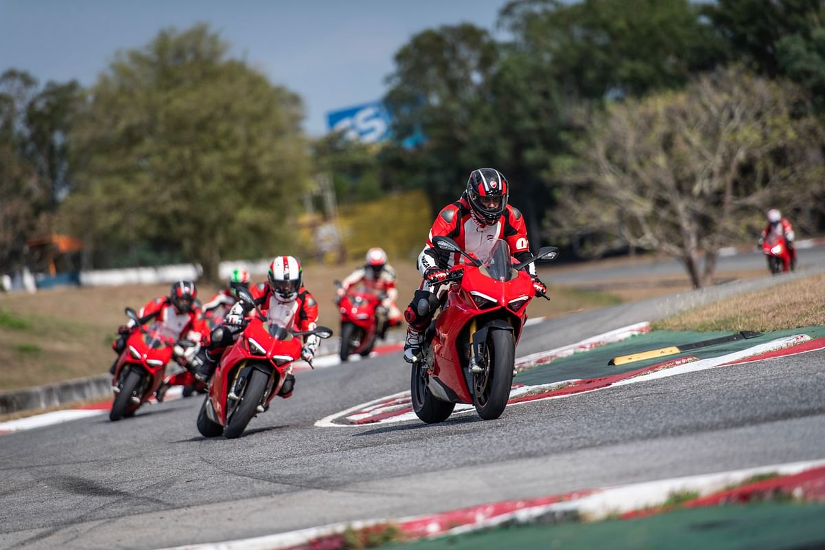 Ducati announces DRE Racetrack Training in India