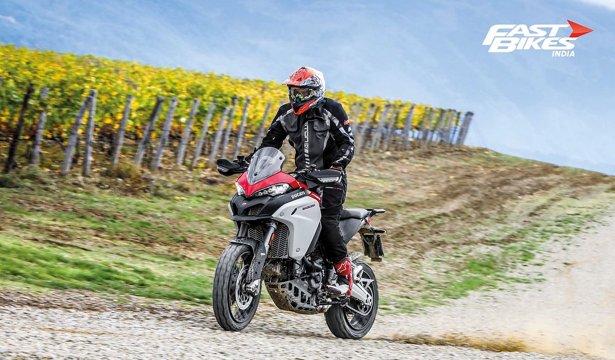 Ducati Multistrada 1260 Enduro – Test ride review