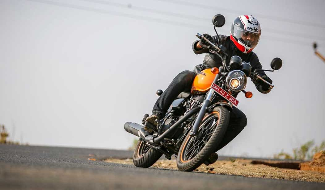 Royal Enfield Thunderbird X review