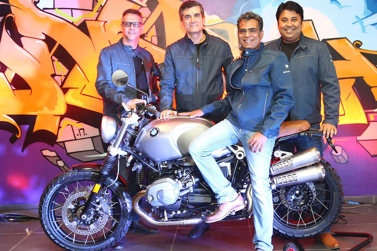 BMW Motorrad chooses Kun Motorrad for the sale of its motorcycles