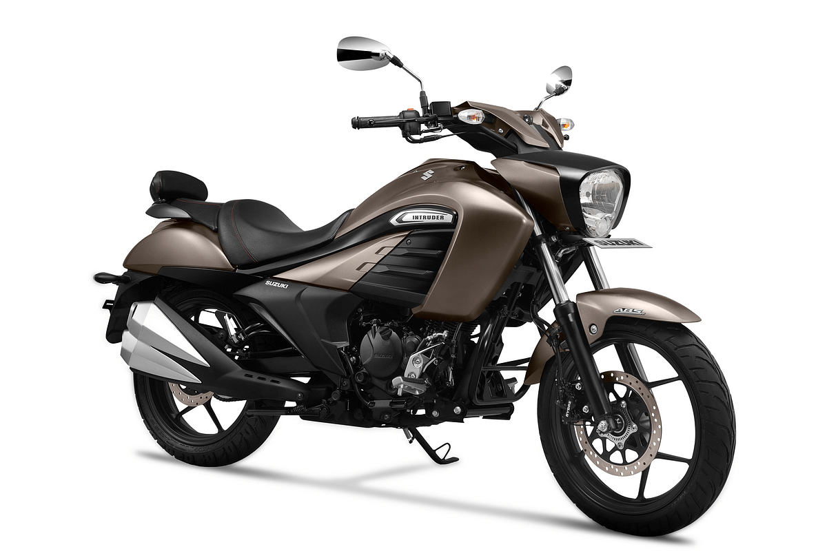 Suzuki launches the updated Intruder