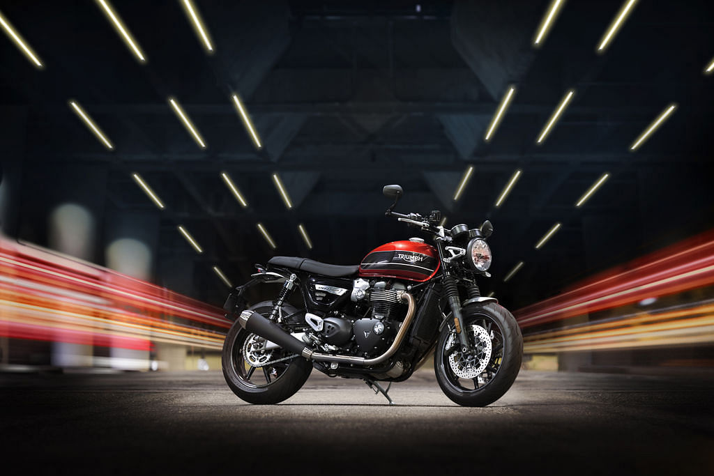 Triumph unveils the all-new Speed Twin 1200