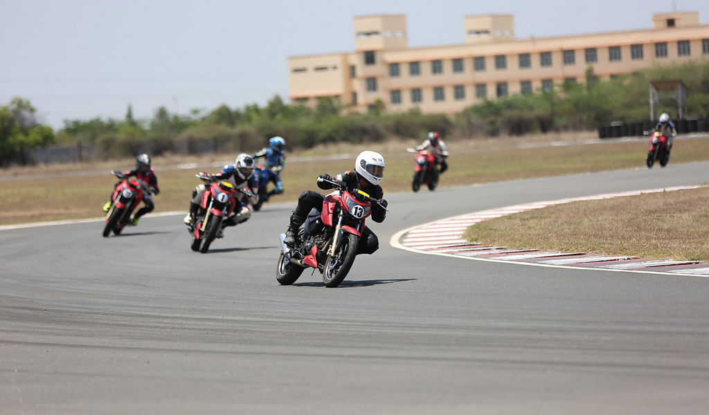 TVS Racing announces women's team for its one make racing series