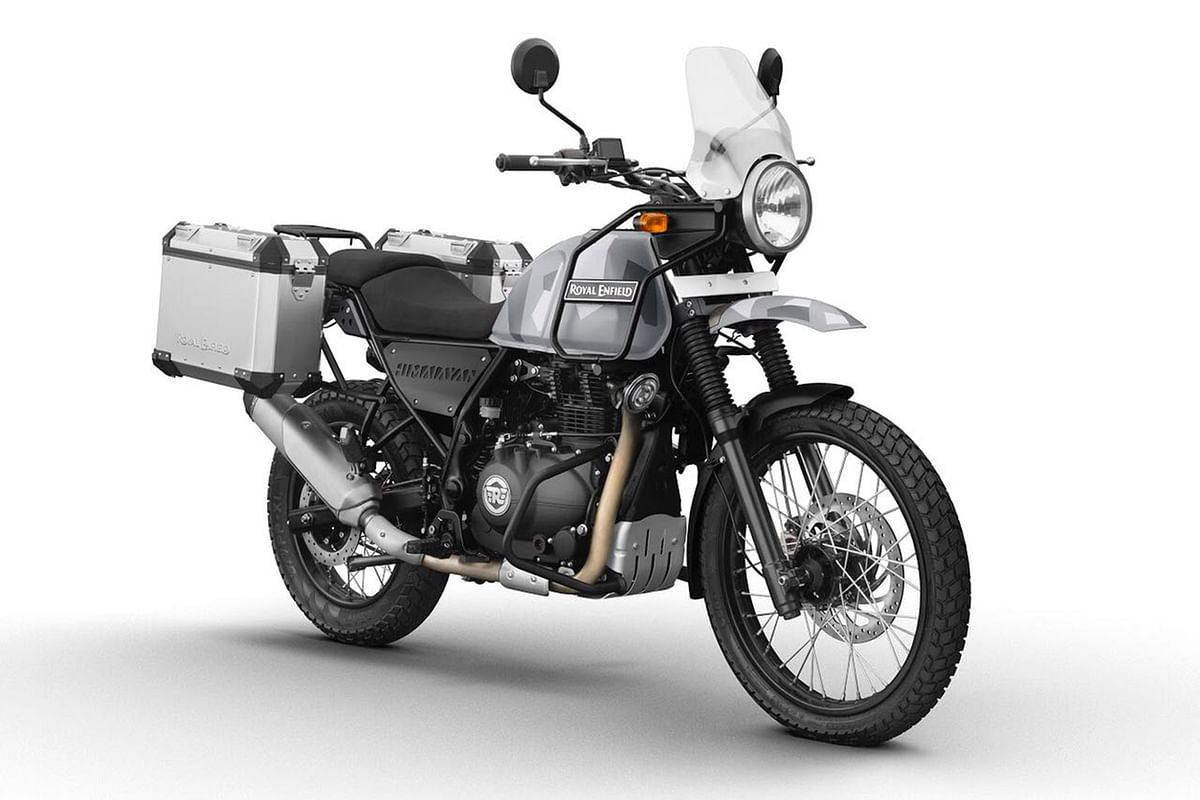 Royal Enfield Himalayan Sleet launched at Rs 2.12 lakh (on-road, Chennai)